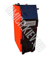 Котел холмова шахтного типу Amica Premium 48 кВт. Безкоштовна Доставка!, фото 3