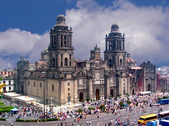 """Экскурсионный тур по Мексике """"Загадки Ацтеков и Майя"""" на 6 дней / 5 ночей"""