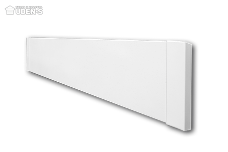 Инфракрасный обогреватель UDEN-100 теплый плинтус металлокерамический, фото 2