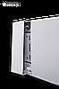 Теплый плинтус UDEN-S 100 обогреватель инфракрасный металлокерамический 498х130х15 мм 100 Вт, фото 2