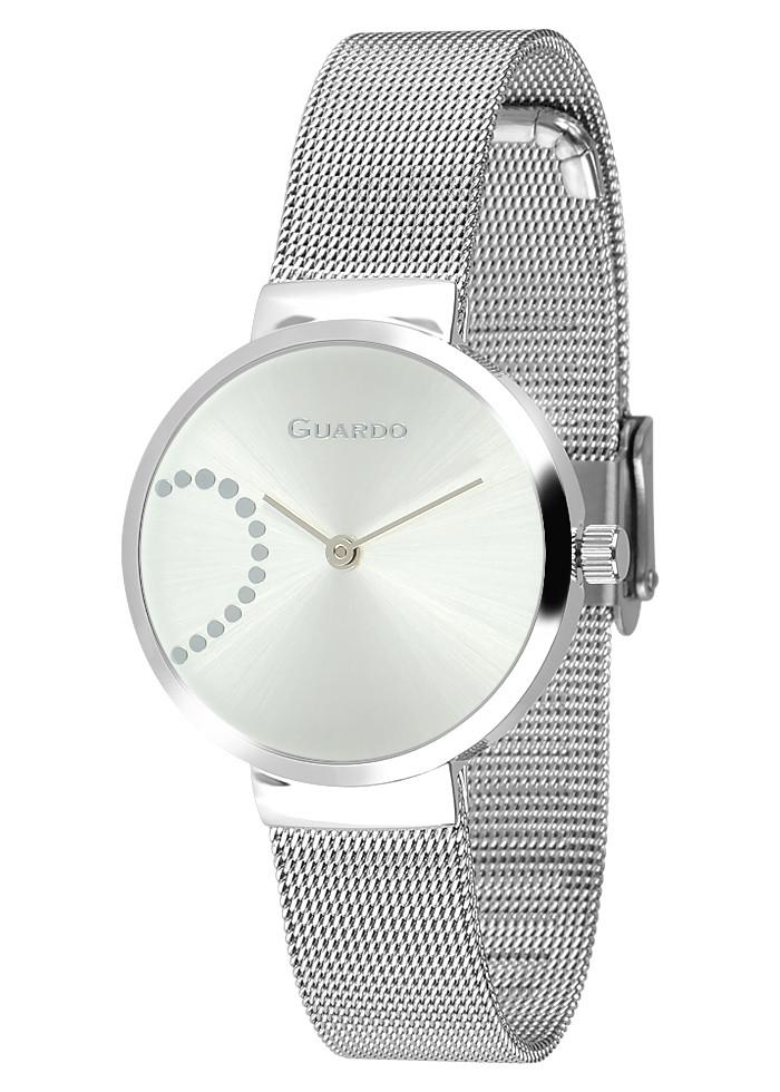 Женские наручные часы Guardo 012656-1 (m.SS)