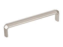 Ручка скоба Gamet UU56-0128-G0007 нержавеющая сталь
