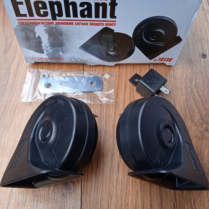 Elephant равлики
