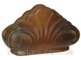 Салфетница глиняная