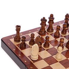 Шахматы деревянные ZOOCEN 30 x 30 см X3008, фото 3