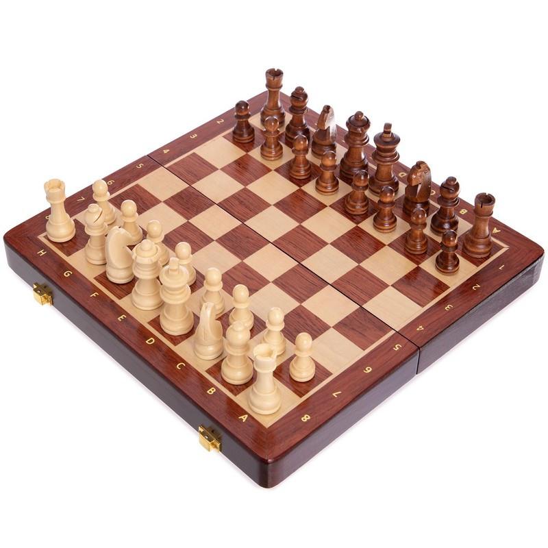 Шахматы деревянные ZOOCEN 35 x 35 см X3118