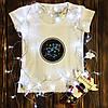 Женская футболка  с принтом - Стрелец