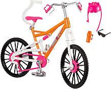 Велосипед Барби