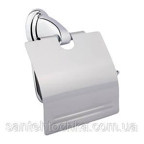 Держатель для туалетной бумаги Lidz (CRM)-113.03.01, фото 2