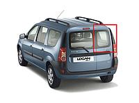 Стекло задней двери правое XYG Dacia / Renault Logan MCV (универсал) фаза 1/2