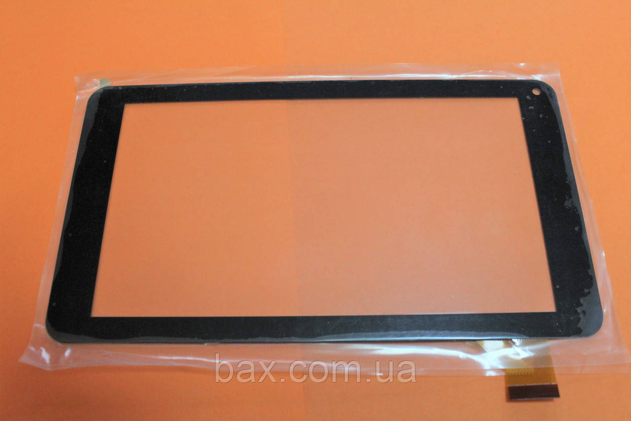 Тачскрін (сенсорний екран) для планшету чорний VTC5070A83-FPC-2.0