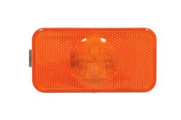 Габаритный фонарь боковой VOLVO/SCANIA LED ( Под разъём)