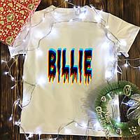 Чоловіча футболка з принтом - Billie