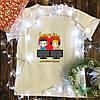 Чоловіча футболка з принтом - Love is...