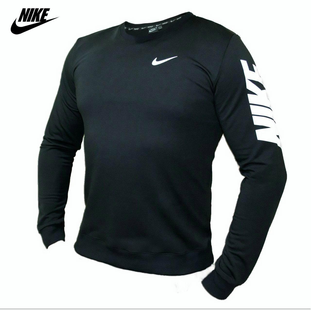 Мужской Cвитшот. Реплика Nike. Мужская одежда