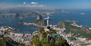 """Экскурсионный тур по Бразилии """"Три желания"""" на 10 дней / 9 ночей"""