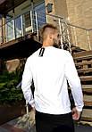 Мужской Свитшот. Реплика GIORGIO ARMANI WHITE. Мужская одежда, фото 2