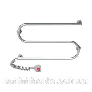 Полотенцесушитель електричний Lidz Snake (CRM) 600x330 LE, фото 2