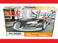 Автомобильный усилитель звука UKC PH.9600 9600W 4-х канальный