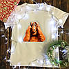 Мужская футболка с принтом - Альф