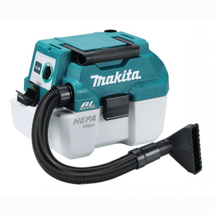 Аккумуляторный пылесос Makita DVC750LZ (каркас)