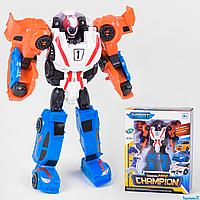 Робот-трансформер 529, в коробке