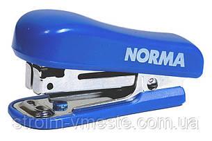 Степлер канцелярский NОRМА 4051 №24/6 65 мм 20 л синий