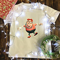 Чоловіча футболка з принтом - Карл