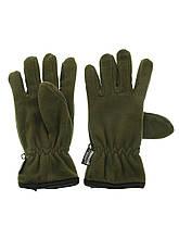Перчатки флисовые зимние теплые двухслойные Thinsulate 40g Reis