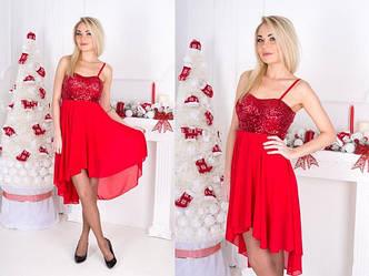 Женское платье №29-516