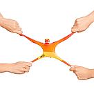 Гуджитсу гумова іграшка тягучка фігурка Goojitzu, фото 2