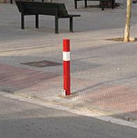 Механические парковочные столбики, фото 1