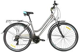 Городской велосипед Crosser City Life Lady 28