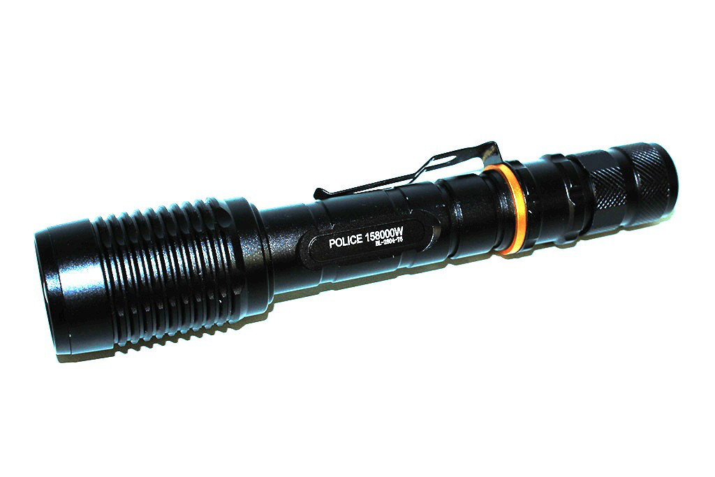 Ліхтарик Police BL - 2804 158000W тактичний