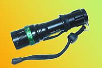 Тактичний ліхтарик Police BL - 8455S 30000W, фото 1