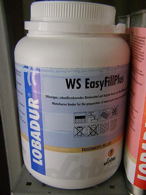 Шпаклевка -грунт LOBADUR® WS Easy Fill Pro  5л