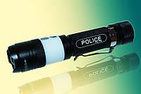 Яскравий ліхтарик Police X5 -T6 USB (світильник), фото 1