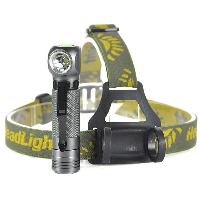 Налобний ліхтар Boruit XPL V5 18650 Аналог NITECORE HC33