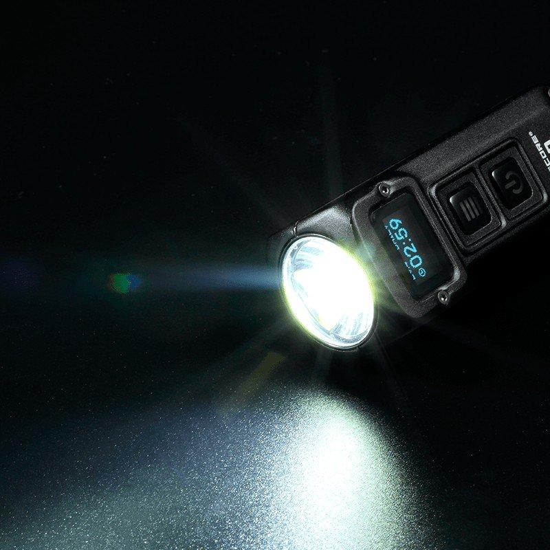 Ліхтар Nitecore TUP Cree XP-L HD V6 1000 люмен 5 режимів USB