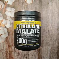 PrimaForce Citrulline Malate 200 g, аминокислота цитруллин малат