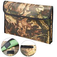 Чехол на мангал-чемодан 10 шампуров 60*28*6см