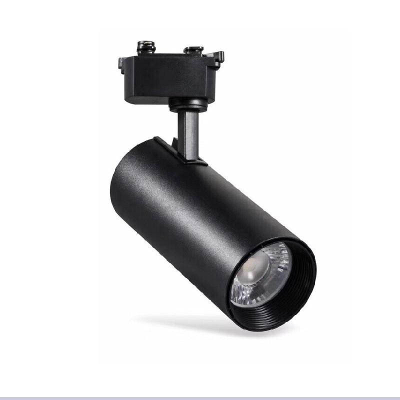 ElectroHouse LED светильник трековый Graceful light Черный 30W 2400Lm 4100K