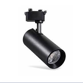 ElectroHouse LED светильник трековый Graceful light Черный 30W 2400Lm 4100K, фото 2