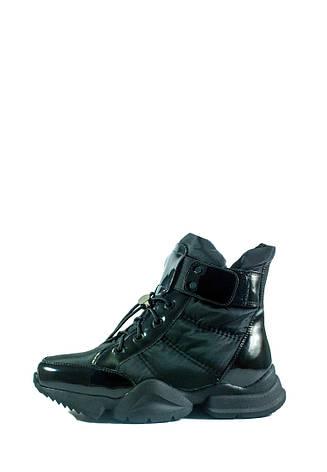 Ботинки зимние женские Lonza СФ 1552-N692 черные (36), фото 2