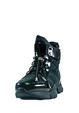 Ботинки зимние женские Lonza СФ 1552-N692 черные (36), фото 3
