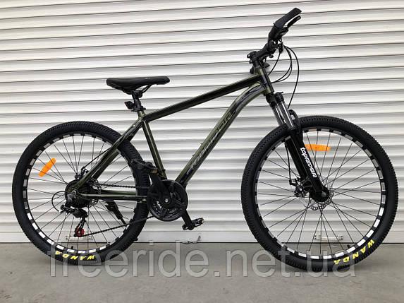 """Горный велосипед Toprider """"680"""" 26 (17) alloy Shimano, фото 2"""