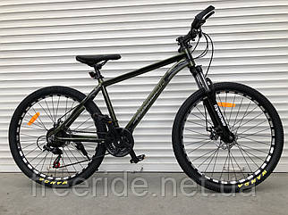 "Гірський велосипед Toprider ""680"" 26 (17) alloy Shimano"