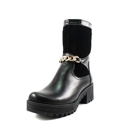 Ботинки зимние женские ZARUI ZAR6020 черные (38), фото 2