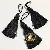 Кисть для декора Black 12 см