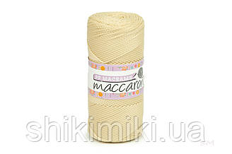 Полипропиленовый шнур PP Macrame, цвет Топленое молоко